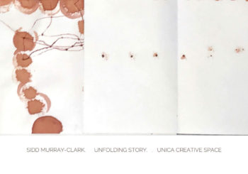 An unfolding story – Sidd Murray-Clark Exhibition 2017