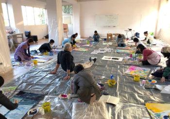 シド・マリークラーク 2Days Workshop in 東京<br/> &#8211; CROMON &#8211; 愛と色について