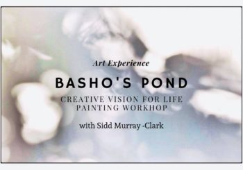 BASHO'S POND – 芭蕉の池 – Creative Vision for Life Program 2021 with Sidd
